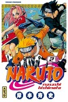 couverture Naruto, Tome 2 : Un client embarrassant