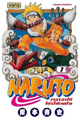 Couverture du livre : Naruto, Tome 1 : Naruto Uzumaki !!
