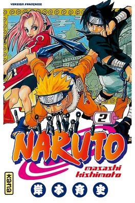Couverture du livre : Naruto, Tome 2 : Un client embarrassant