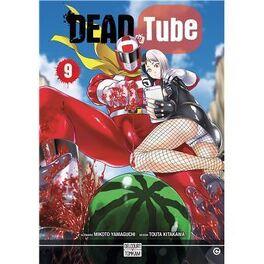 Couverture du livre : Dead Tube, Tome 9
