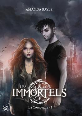 Couverture du livre : Les Immortels, Tome 1 : La Compagne