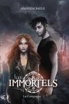 couverture Les Immortels, Tome 1 : La Compagne