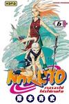 couverture Naruto, Tome 6 : La détermination de Sakura !!
