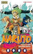 Naruto, Tome 5 : Les rivaux !
