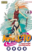 Naruto, Tome 6 : La détermination de Sakura !!