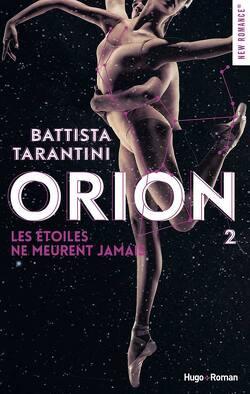 Couverture de Orion, Tome 2 : Les étoiles ne meurent jamais