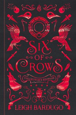 Couverture du livre : Six of Crows: Collector's Edition: Book 1