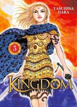 Couverture du livre : Kingdom, Tome 3