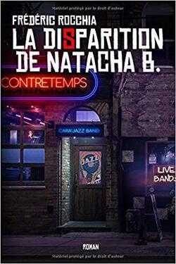 Couverture de La Disparition de Natacha B.