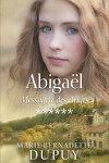 couverture Abigaël, Messagère des anges, tome 6