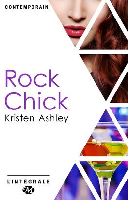 Couverture du livre : Rock Chick - L'Intégrale