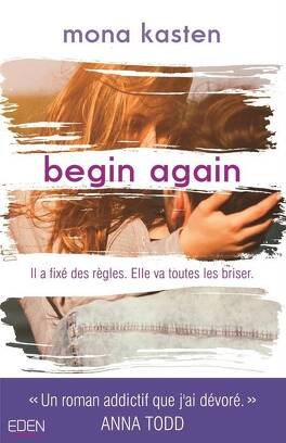 Couverture du livre : Begin Again