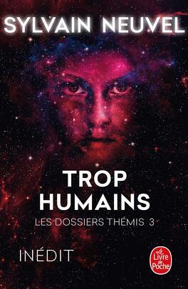Couverture du livre : Les Dossiers Thémis, tome 3 : Only Human