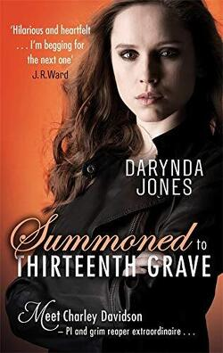 Couverture de Charley Davidson, Tome 13 : Summoned to the Thirteenth Grave