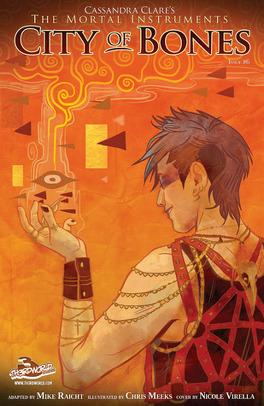 Couverture du livre : City of Bones - Graphic novel, tome 6