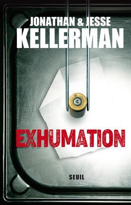 Couverture du livre : Exhumation