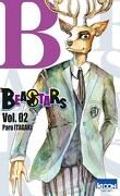 Beastars, Tome 2