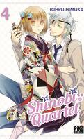 Shinobi Quartet, Tome 4