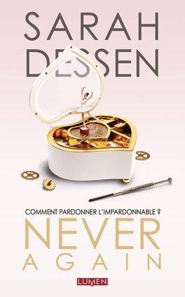 Couverture du livre : Never again