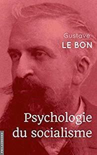 Couverture du livre : Psychologie du socialisme