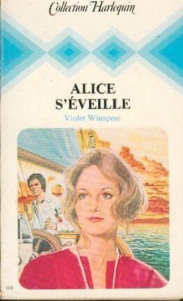 Couverture du livre : Alice s'éveille