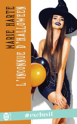 Couverture du livre : L'Inconnue d'Halloween
