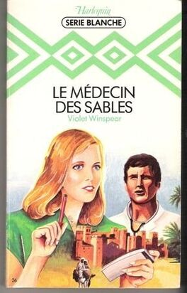 Couverture du livre : Le Médecin des sables