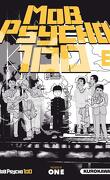 Mob Psycho 100, tome 8