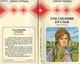 Couverture du livre : Une colombe en cage