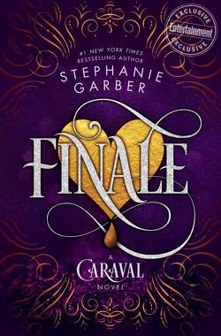 Couverture de Caraval, Tome 3 : Finale