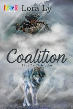 Couverture de Coalition, Tome 2 : Christophe