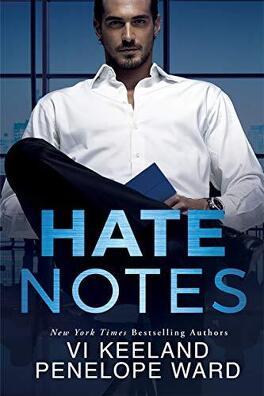 Couverture du livre : Hate Notes