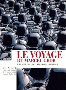 Couverture du livre : Le Voyage de Marcel Grob