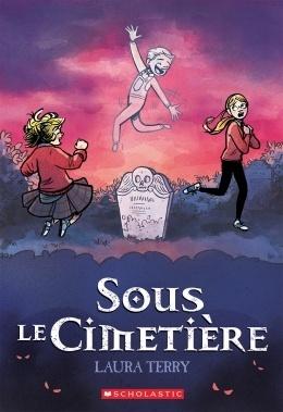 Couverture du livre : Sous le cimetière
