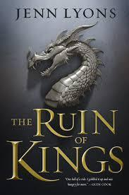 Couverture du livre : The Ruin of Kings