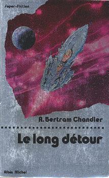 Couverture du livre : Le Long détour