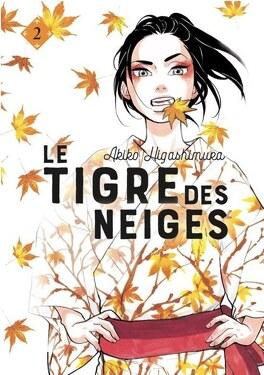 Couverture du livre : Le Tigre des Neiges, Tome 2