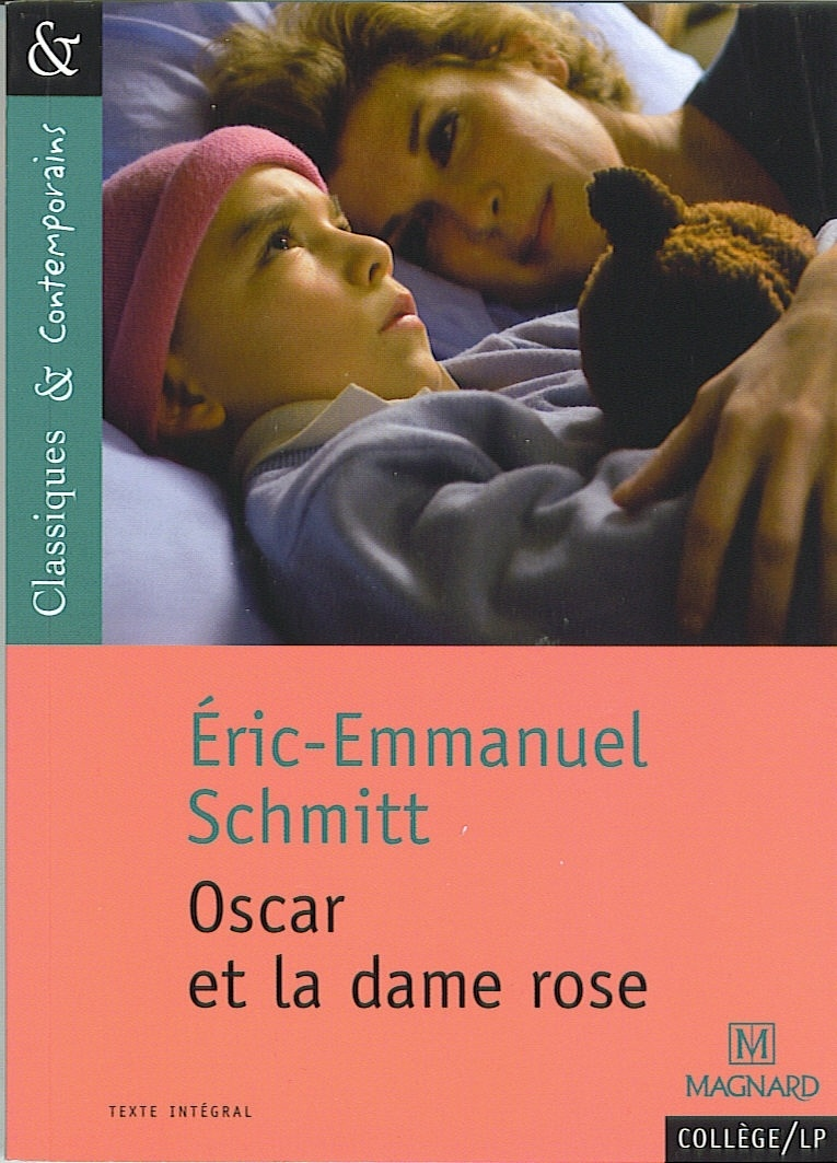 Couvertures Images Et Illustrations De Oscar Et La Dame Rose De