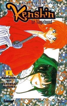 Couverture du livre : Kenshin le vagabond, tome 1 : Kenshin, dit Battosaï Himura