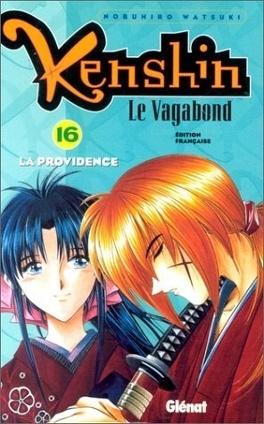 Couverture du livre : Kenshin le vagabond, tome 16 : La providence