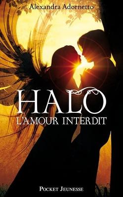 Couverture de L'Amour Interdit, Tome 1 : Halo