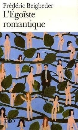 Couverture du livre : L'Egoïste romantique