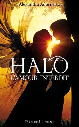 Couverture du livre : L'Amour Interdit, Tome 1 : Halo