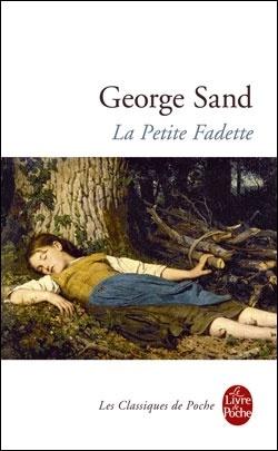 Couverture du livre : La Petite Fadette