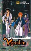 Kenshin le vagabond, tome 10 : Maître et disciple