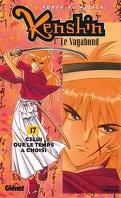 Kenshin le vagabond, tome 17 : Celui que le temps a choisi