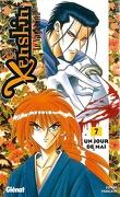 Kenshin le vagabond, Tome 7 : Un jour de mai