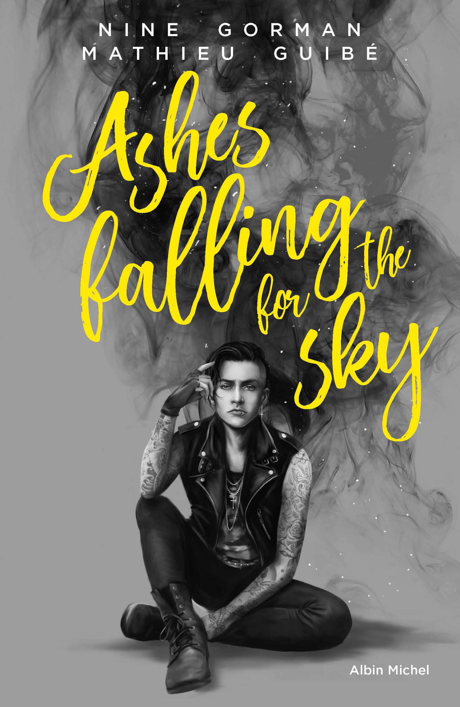 TAG : Do I have that Book Challenge Ashes-falling-for-the-sky-tome-1-1130448