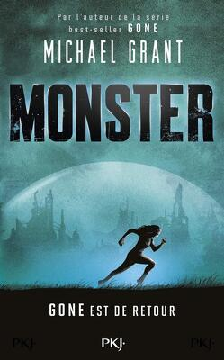 Couverture de Gone, Tome 7 : Monster