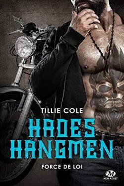 Couverture de Hades Hangmen, Tome 6 : Force de Loi